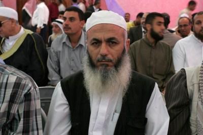 Former head of the Iranian proxy terror group PRC, Zuhair al Qaisi