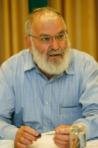 Israeli National Security Advisor Yaakov Amidror