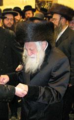 Skulener Rebbe