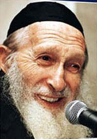 """Rabbi Chaim Pinchas Scheinberg, zt""""l"""
