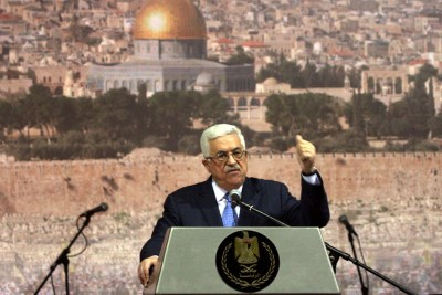 "Abbas and the Temple Mount: ""It's mine, all mine. No Jews allowed."