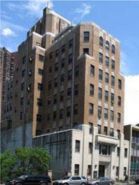 Bialystoker Center Building Façade (1931); Henry Hurwit, architect