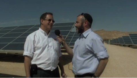 Yishai Fleisher Interviews Co-Founder of Kibbutz Ketura