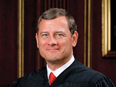 Chief Justice John Roberts: &quot;Zivotofsky does not ask the courts to determine whether Jerusalem is the capital of Israel.&quot;