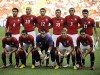 Egypt's national team, The Pharaohs.