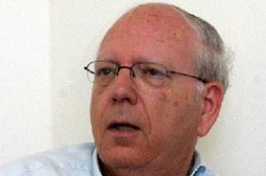 Efraim Halevy, former head of the Mossad