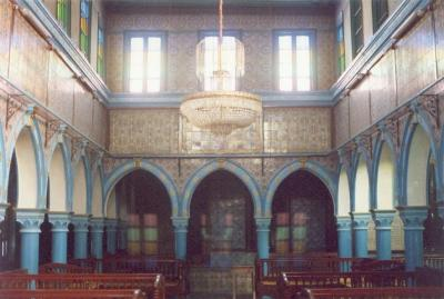 El Djerba synagogue