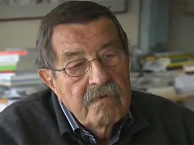 Nobel Prize Laureate Günter Grass says Israel is destabilizing world peace.