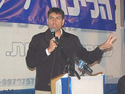Likud MK and Deputy Speaker of the Knesset Danny Danon says Barak must be stopped.