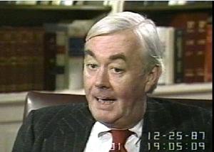 Senator Daniel Patrick Moynihan