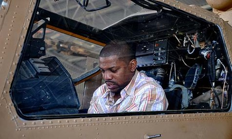 Mekhi Phifer (&#039;ER&#039;) Checks Out the Cobra