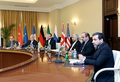 Nuclear talks in Baghdad