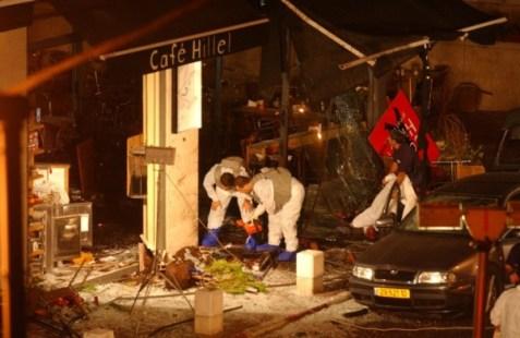 Cafe Hillel Bombing 2003