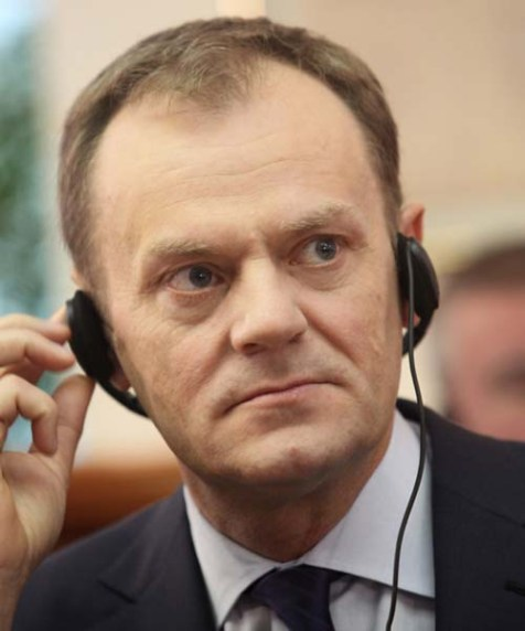 Polish Prime Minister Donald Tusk is angry at Obama.