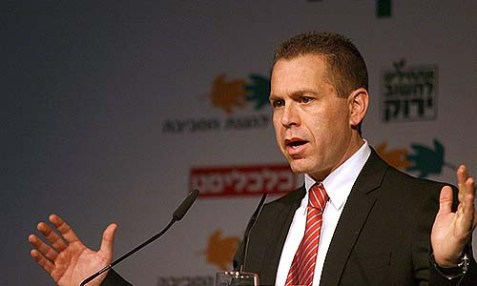 Minister of Environmental Protection Gilad Erdan wants to keep Israeli electric supply at home to avoid summer blackouts, rather than export the juice to Gaza.