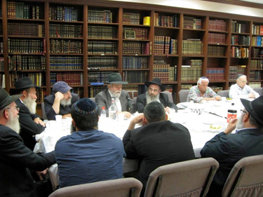 South Broward Chabad holds siyum.