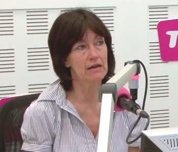 Belgium's health minister Laurette Onkelinx.