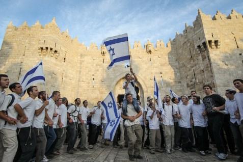 Celebrating Yom Yerushalayim