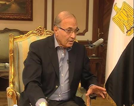 Egyptian Presidential candidate Ahmad Shafiq