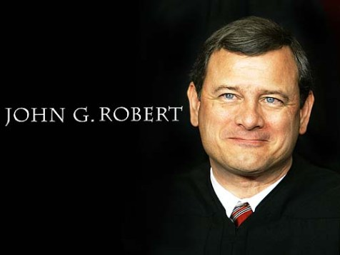 Chief Justice John Roberts