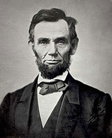 "Abraham Lincoln's use of the term'""four score and seven years ago' may have been borrowed from a rabbi's Fourth of July sermon"