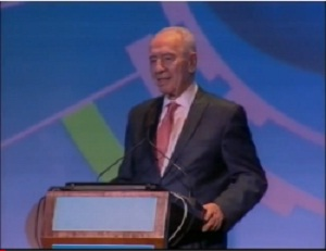 President Shimon Peres