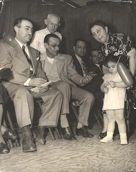 Baby Beauty Contest, 1949