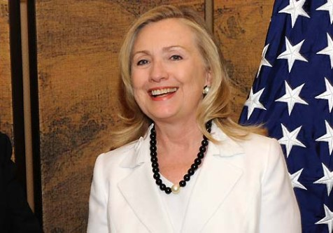 Hillary Meets Israel's Press: She Was Radiant, She Was Funny, and She Was Almost Two Hours Late.