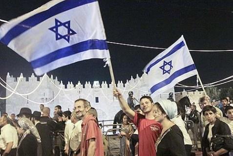 Circling Jerusalem's Wall