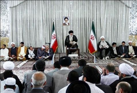 Ayatollah Khamenei, Supreme Leader of Iran