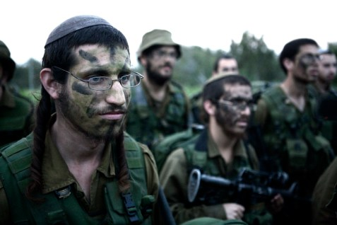 Nahal Hareidi soldiers in the IDF are highly employable when they complete their service.