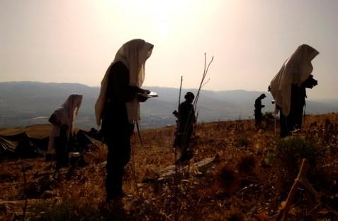 Netzah Yehuda battalion IDF