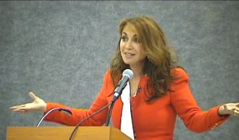 Pamela Geller, Executive Director of the American Freedom Defense Initiative.
