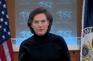 State Department Spokesperson Victoria Nuland