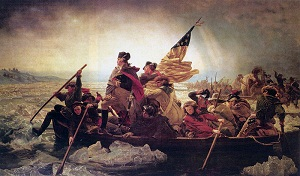 Washington on the Delaware