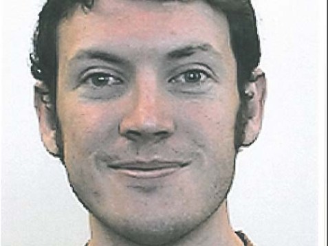 An undated handout photo released by the University of Colorado shows James Holmes, reportedly the shooter at a theater in Aurora, Colorado.