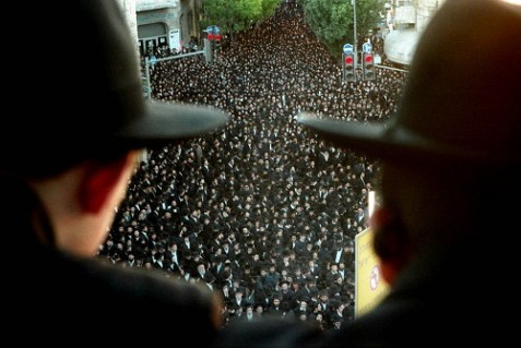 Somewhere past the black hats in the Haredi community of Beitar Illit, there are other Jewish communities