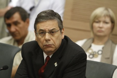 Deputy FM Danny Ayalon