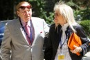 Jewish billionaires Sheldon and Miriam Adelson