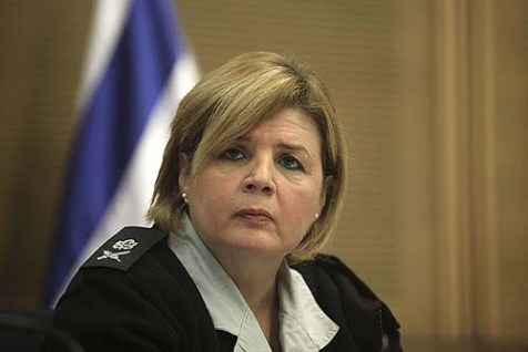Head of IDF Human Resources Major General Orna Barbibay.