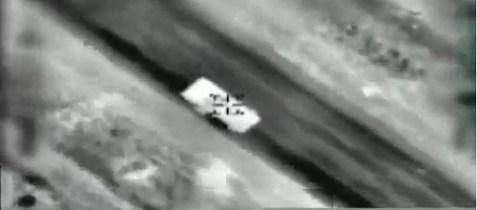 IAF targeting terrorists