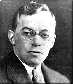 Zeev Jabotinsky