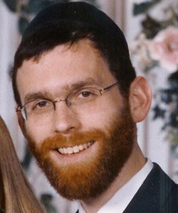 Rabbi Yaakov Rosenblatt