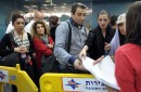 """Pro-Palestinian"" activists land at Ben Gurion are met with a letter from the Prime Minister's Office defended Israel's policies and encouraged them to focus on regions such as Syria, Iran and Gaza, as well was wishing them a €œpleasant flight back home."
