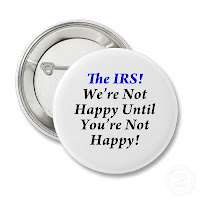 Don't let the IRS make you unhappy!