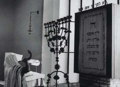 Elul in Kibbutz Chafetz Chayim, 1960