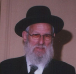 Rabbi Abraham B. Hecht