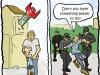 Political toon IDF