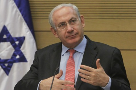 Israel&#039;s Prime Minister Benjamin Netanyahu.