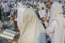 Selichot prayers at the Kotel leading up to Yom Kippur